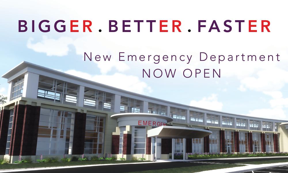 Emergency Care Johnson Memorial Health